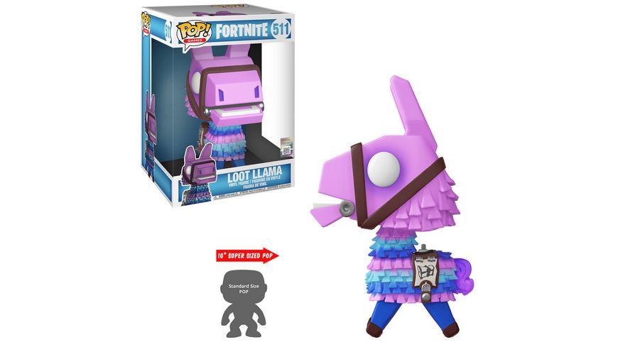 Funko POP Fortnite Loot Llama 25 cm Figur