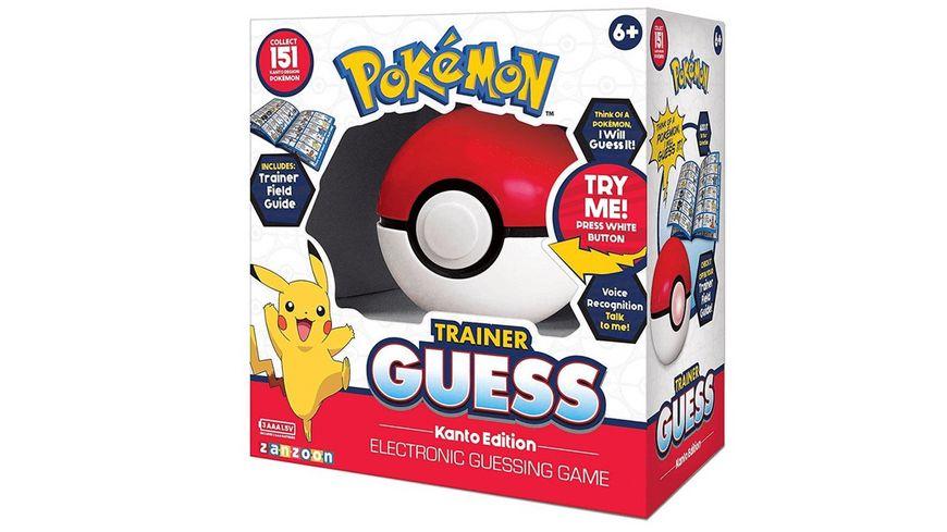 BOTI Pokemon Trainer Guess Kanto Edition