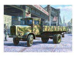 Zvezda 500783647 1 35 WWII Dt Trans LKW L4500S Einheitsk