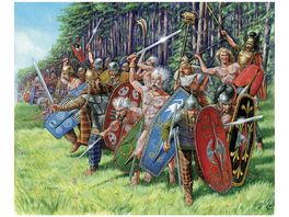 Zvezda 500788012 1 72 Gallic Infantry WA