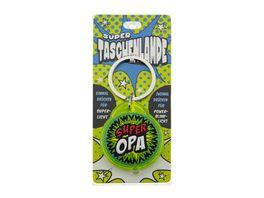 H H Super Taschenlampe Opa