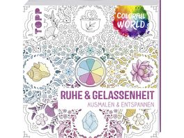Colorful World Ruhe Gelassenheit