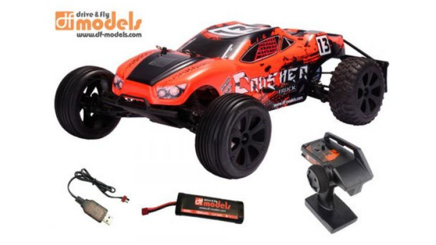 drive fly Crusher Race Truck 2WD RTR