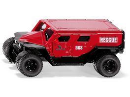 SIKU 2307 Super GHE O Rescue