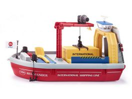 SIKU 5403 World Containerschiff
