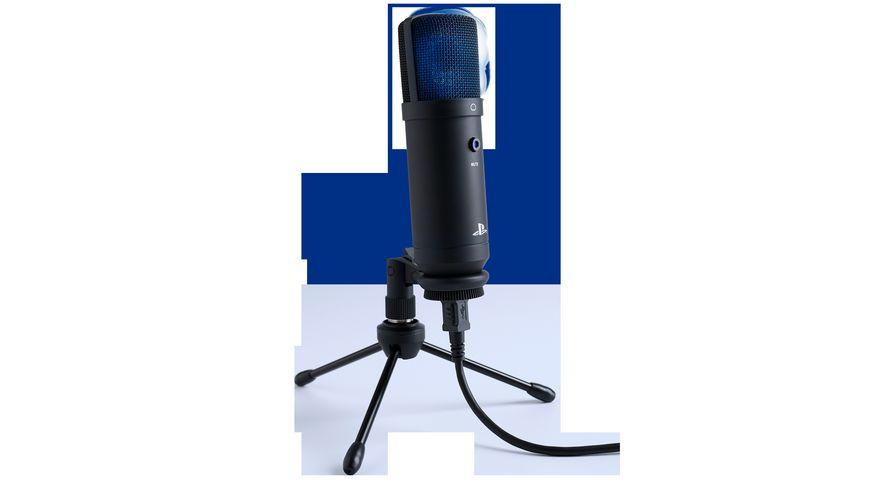 NACON - PS4 Streaming-Microphone [Offiziell lizenziert]