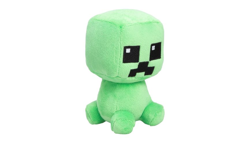 Minecraft Mini Crafter Creeper 11cm