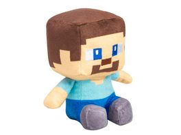 Minecraft Mini Crafter Steve 11cm