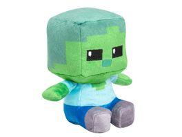 Minecraft Mini Crafter Zombie 11cm
