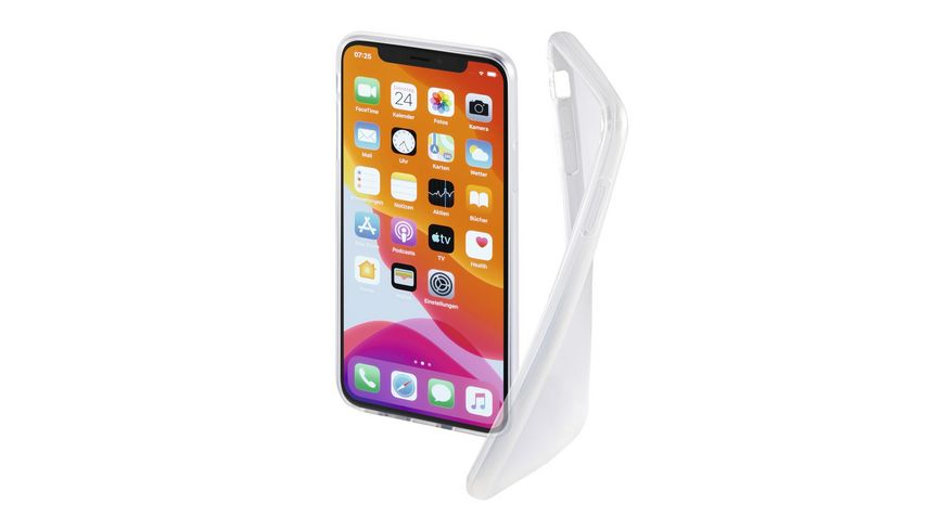 Cover Crystal Clear fuer Apple iPhone 11 Pro Transparent
