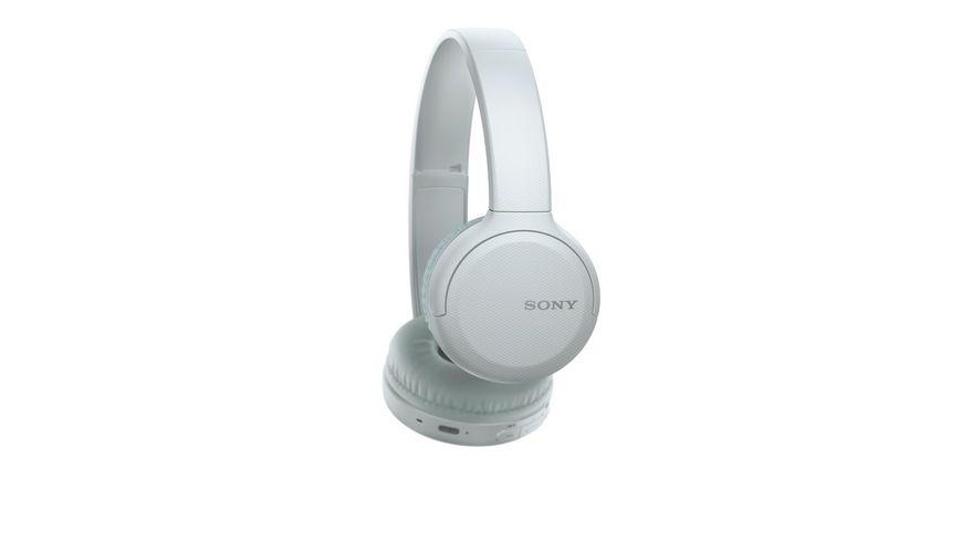 Sony Bluetooth Kopfhoerer WH CH510 weiss