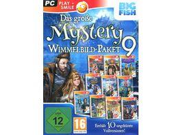 Das grosse Mystery Wimmelbild Paket 9