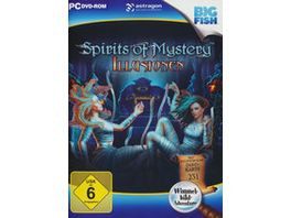 Spirits of Mystery Illusionen