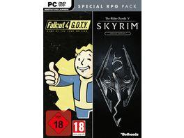 Bethesda Special RPG Pack Skyrim Special Editio