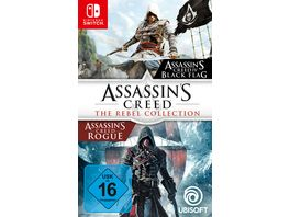 Assassin s Creed The Rebel Collection