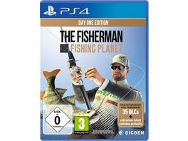 The Fisherman Fishing Planet Day One Edition