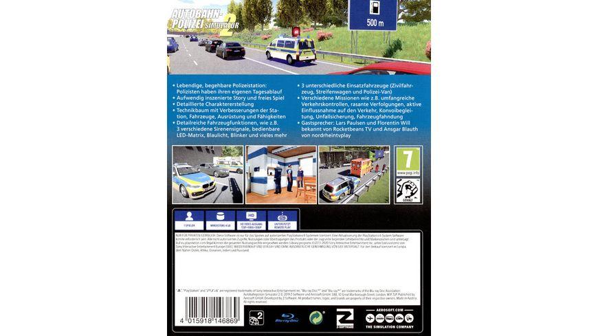 Autobahn Polizei Simulator 2