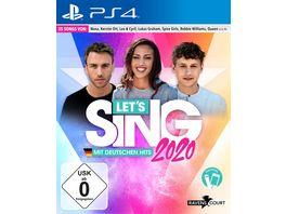 Let s Sing 2020 Mit Deutschen Hits