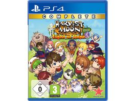 Harvest Moon Light of Hope Complete Special E