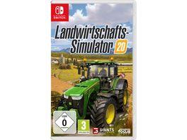 Landwirtschafts Simulator 20