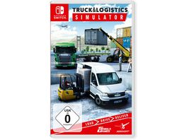 Truck Logistics Simulator