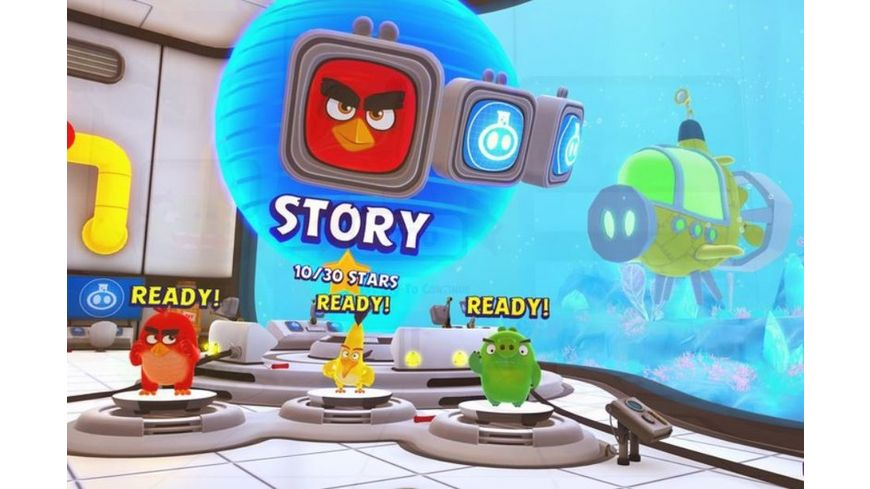 The Angry Birds Movie 2 Under Pressure VR Play
