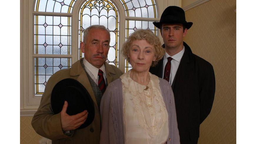 Agatha Christie MARPLE Staffel 1 Erstmals die komplette erste Staffel mit allen vier Langfolgen 2 DVDs