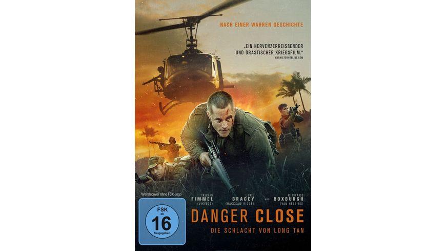 Danger Close Die Schlacht von Long Tan