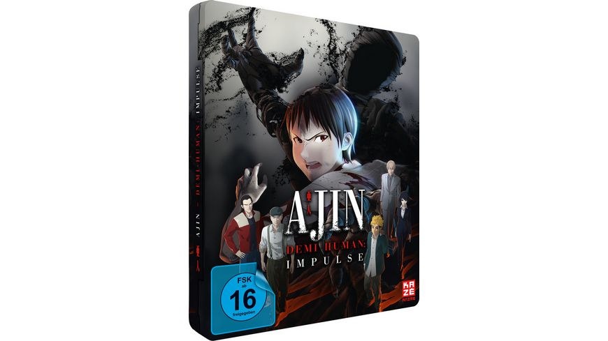 Ajin Impulse Teil 1 der Movie Trilogie Steelcase Limited Special Edition