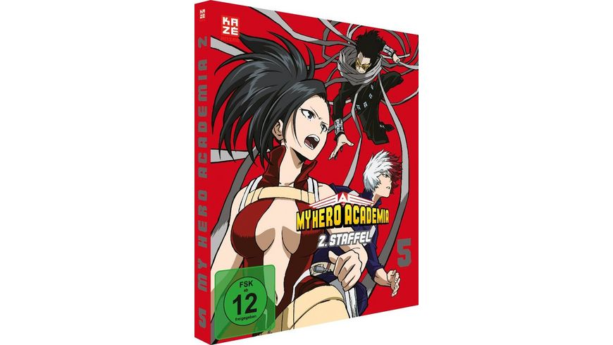 My Hero Academia 2 Staffel Blu ray 5