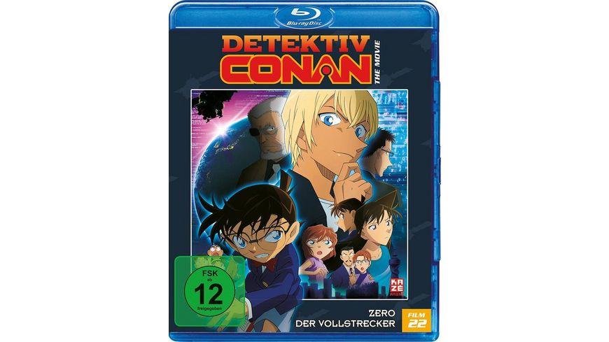 Detektiv Conan 22 Film Zero der Vollstrecker