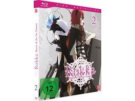 Rokka Braves of the Six Flowers Blu ray 2