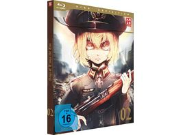 Saga of Tanya the Evil Blu ray 2