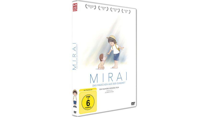 Mirai Das Maedchen aus der Zukunft