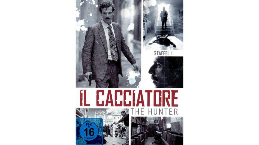 Il Cacciatore The Hunter Staffel 1 4 DVDs