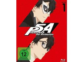 PERSONA5 the Animation Vol 1