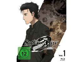 Steins Gate 0 Vol 1