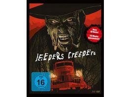 Jeepers Creepers Mediabook Blu ray DVD Bonus DVD