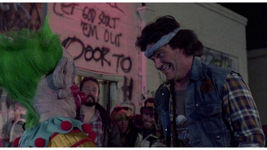 Killer Klowns Remastered Mediabook 1 Blu ray 1 DVD 1 Bonus DVD