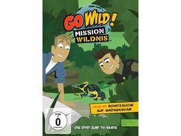 Go Wild Mission Wildnis Folge 29 Schatzsusche auf Madagaskar Die DVD zur TV Serie