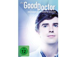 The Good Doctor Die komplette zweite Season 5 DVDs