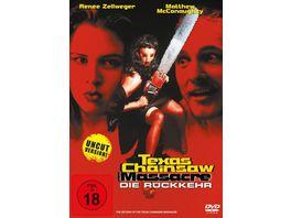 Texas Chainsaw Massacre Die Rueckkehr Uncut Version