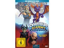 Skylanders Academy Komplettbox 6 DVDs