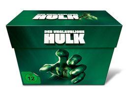 Der unglaubliche Hulk Die komplette Serie auf 16 Blu rays Auf 2 000 Stueck limiterte und nummerierte Monsterbox