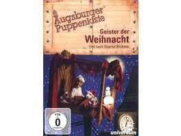 Augsburger Puppenkiste Geister der Weihnacht