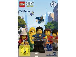 Lego City DVD 1 TV Serie