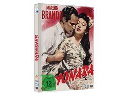 SAYONARA Limited Mediabook Edition Blu ray DVD plus Booklet HD neu abgetastet