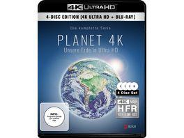 Planet 4K Unsere Erde in Ultra HD 2 x 4K UHD BD 2 x BD