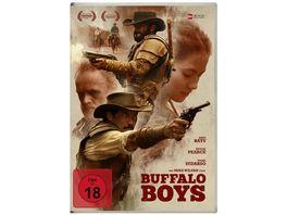 Buffalo Boys uncut