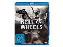 Hell On Wheels Staffel 3 3 BRs